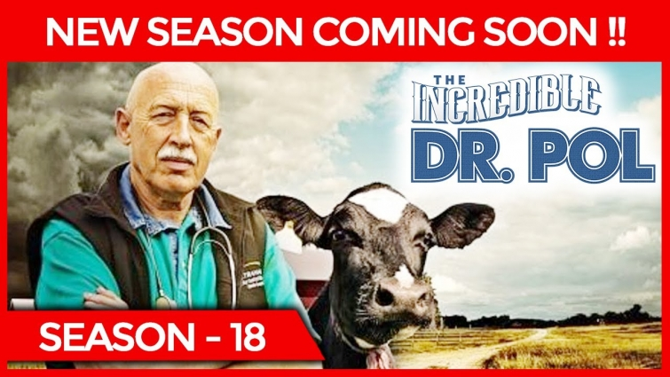 The Incredible Dr. Pol New Season & Possible Release Date